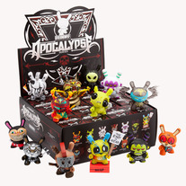 Dunny Apocalypse Series - Case of 16