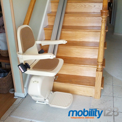 Brooks stair lift - indoor straight