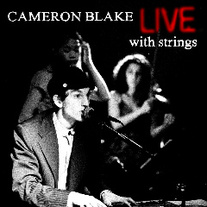 Cameron Blake with Strings: Live medium photo
