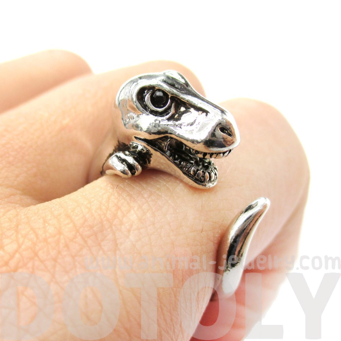custom collections ring tagged re in johan titanium rings dinosaur engagement bone jewelry imagined meteorite by