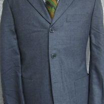 Brooks Brothers Charcoal Blazer - 38S