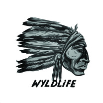 Wyldlife Indian Head Buttons