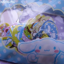 Cinnamoroll Sticker Sack