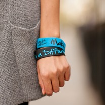 Make a Difference Wristband