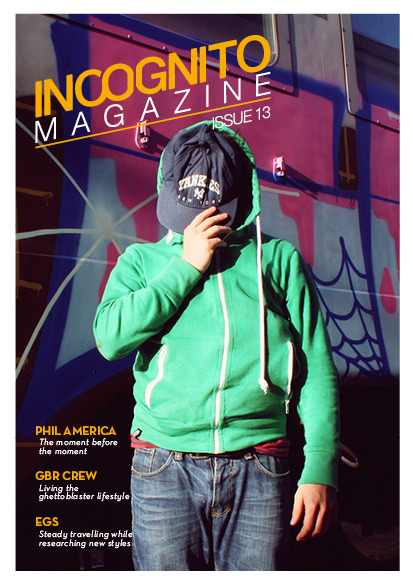 Incognito Magazine issue 13