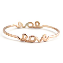 Love Bangle (More Colors Available)