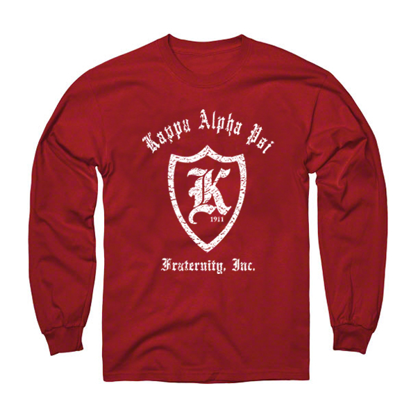 Kappa Alpha Psi Apparel Kappa Alpha Psi Long Sleeve k