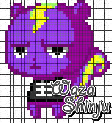 Beliebt Villager Animal Crossing Pixel Art · Waza Shinju · Online Store  TB53