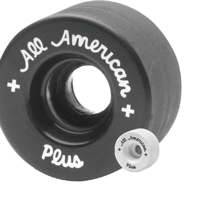All american plus roller skate wheels by sure-grip