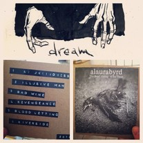 Alaurabyrd - Brief History of the Dead CD