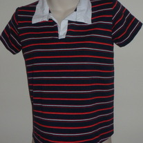 Navy/Red/White Shirt-Babys Nest Size Medium