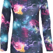 Galaxy Mini Dress