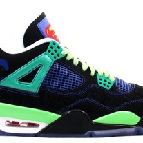 JORDAN 4 IV  DOERNBECHER SUPERMAN 408452-015