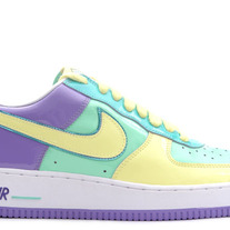 NIKE AIR FORCE 1 EASTER 307334 531