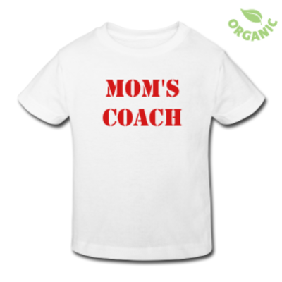 Moms coach white