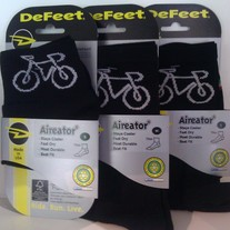 DeFeet for HOT ITALIAN cycling socks