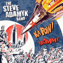the Steve Adamyk Band self titled LP