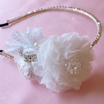 Crystal Sparkle Headband