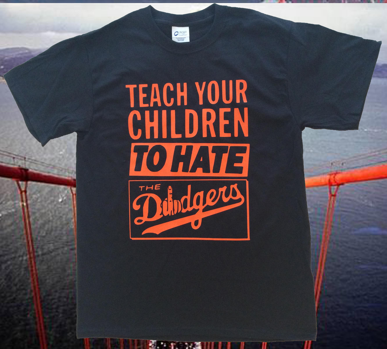 custom giants shirt