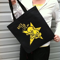 Rock for Life Tote