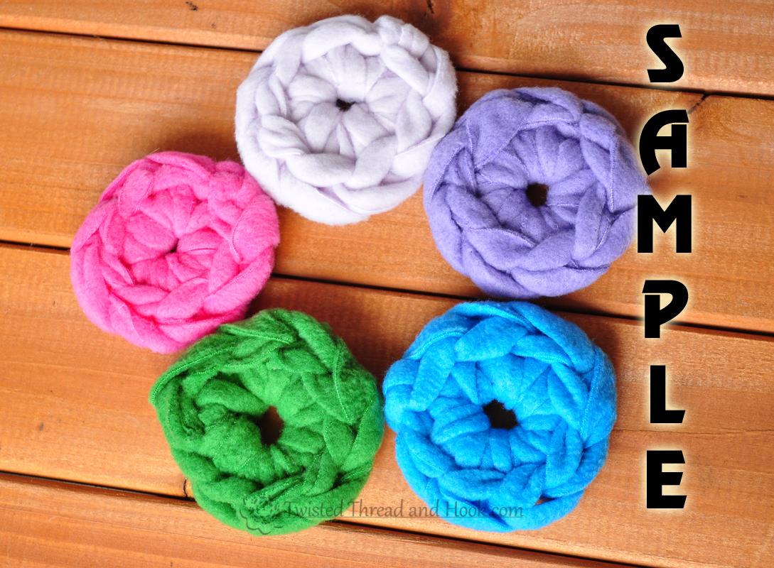 Sample   Fleece Rug