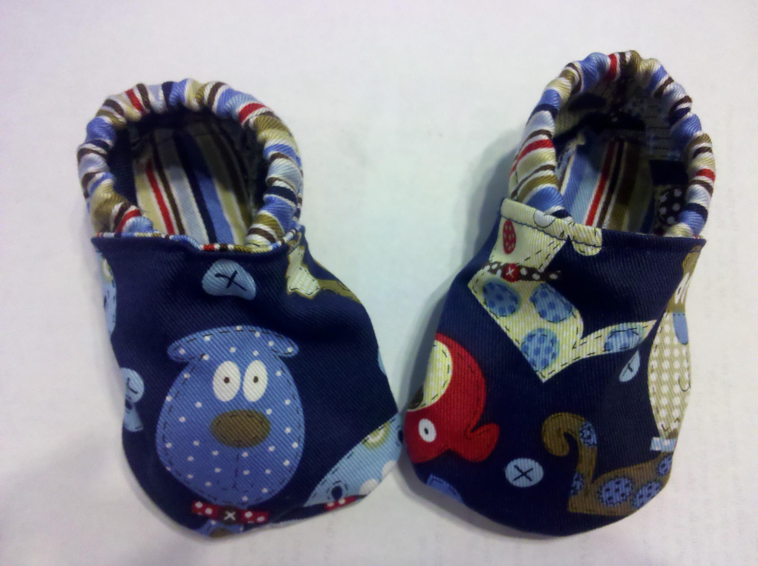 Baby Boy puppy Crib Shoes · Cuddle Feet · line Store Powered by