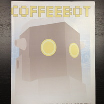 COFFEEBOT - Comic Book