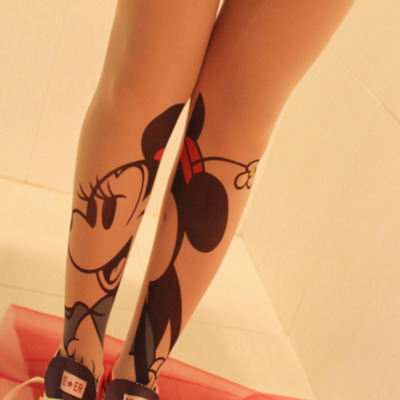 Minnie mouse stockings