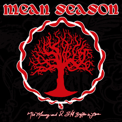 "Mean season ""the memory and i still suffer in love"" 2xlp"