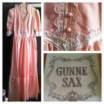 Vintage Gunne Sax Dress Size 7