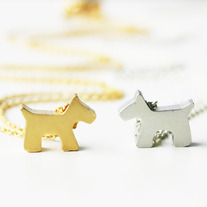 Mini Dog Necklace