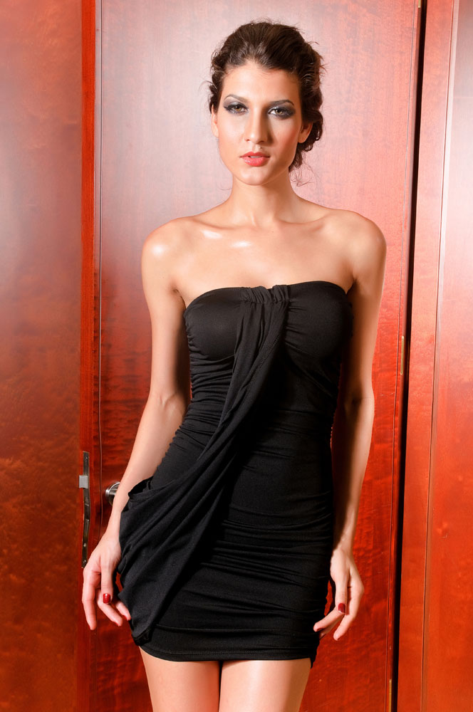 Black Strapless Mini Dress · Everyday Sweetheart · Online Store ...