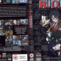 Read Or Die OVA Anime Complete Collection