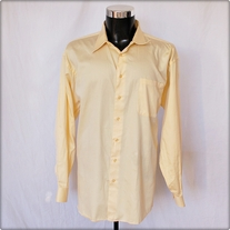 Yellow Button Down Shirt