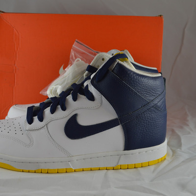 Nike dunk high mns sz 11