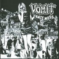 VOMIT 'kate moss' 7''