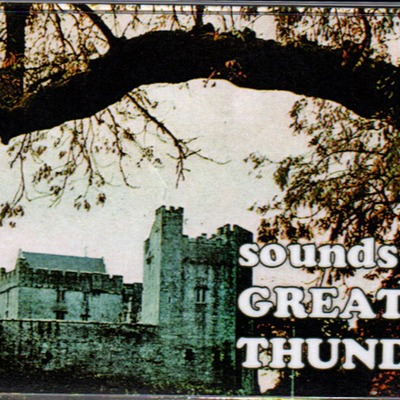 "Great thunder ""sounds of"" tape"