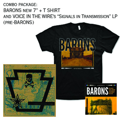 Barons+shirt+7in+vitw lp