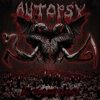 Autopsy - All Tomorrow's Funerals (black vinyl)