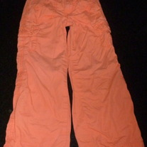 Orange Pants-The Children's Place Size 5