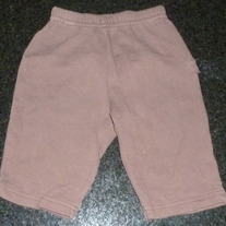 Brown Pants with Ruffle-Carters Size 3 Months
