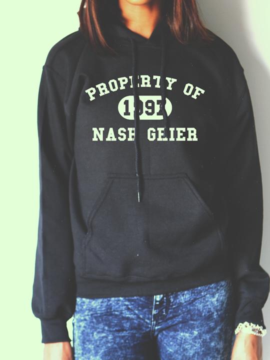 NASH GRIER HOODIE #NASHGRIER #ASKNASH PROPERTY OF NASH ...