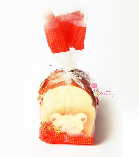 Rilakkuma Squishy Loaf Of Bread : Super *Rare* Rilakkuma Jumbo Loaf Squishy ? Uber Tiny ? Online Store Powered by Storenvy
