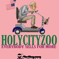 Holy City Zoo: Everybody Sells For More Cassette