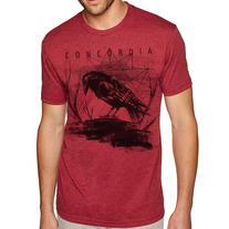 Concordia Harpy Tee Cardinal Red medium photo