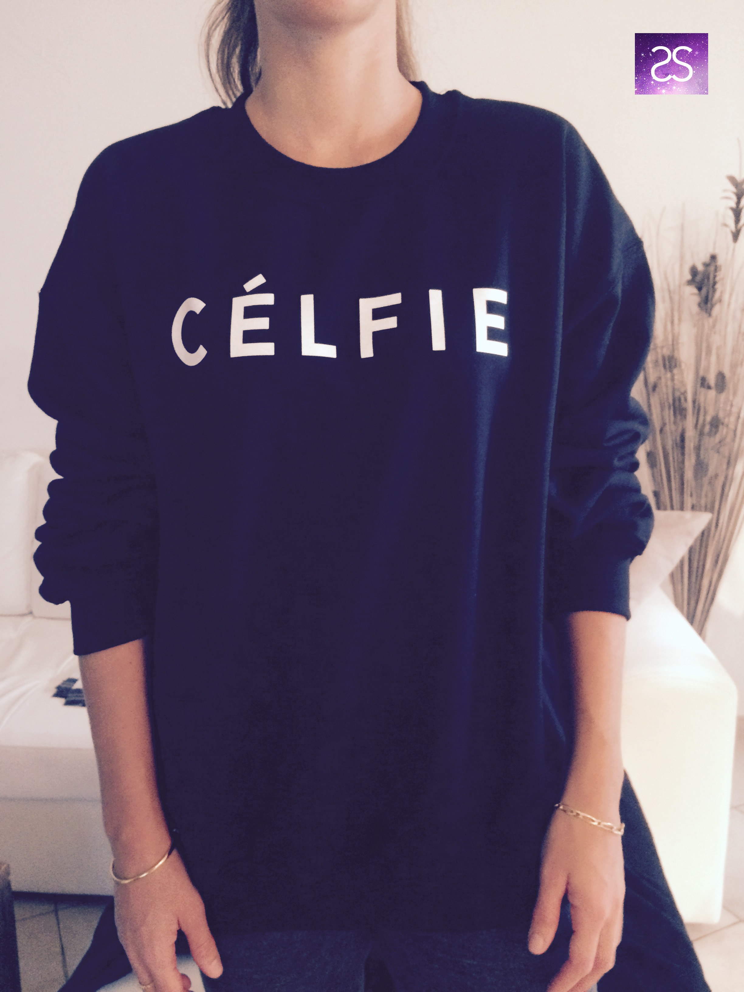 Celfie sweatshirt jumper cool fashion sweatshirts girls women unisex