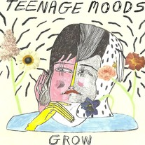 TEENAGE MOODS - 'GROW' LP (COLOR VINYL)