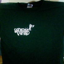 Radio Pressed Records t-shirt