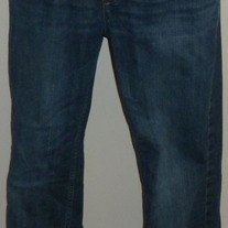 Denim Jeans-Old Navy Size 8 Regular Low Rise Boot Cut   03031