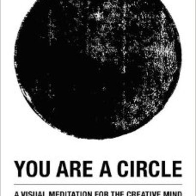 "You are a circle by guillaume wolf ""prof. g"""